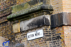 Acton Mews E8