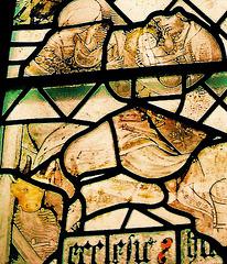 childrey 1390 nativity