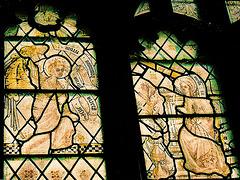 childrey 1390 annunciation