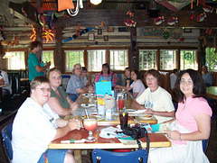 Joes' Crab Shack - Group Photo