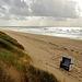 Strandkorb für Nachzügler
