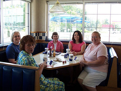 Lunch at Culvers