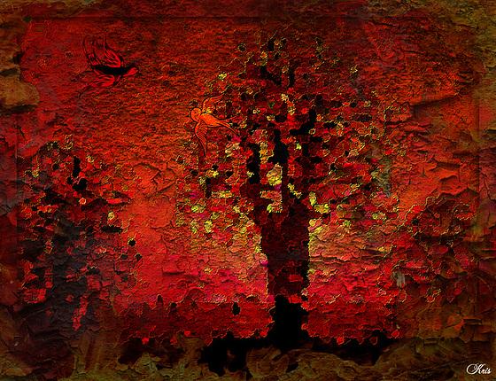 Rouge-sang .............sont les rubis