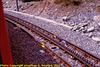 Rack Railway Track on the BVZ, Picture 1, Visp District, Switzerland, 2011