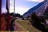 View from BVZ Train, Picture 18, Edited Version, Visp District, Switzerland, 2011