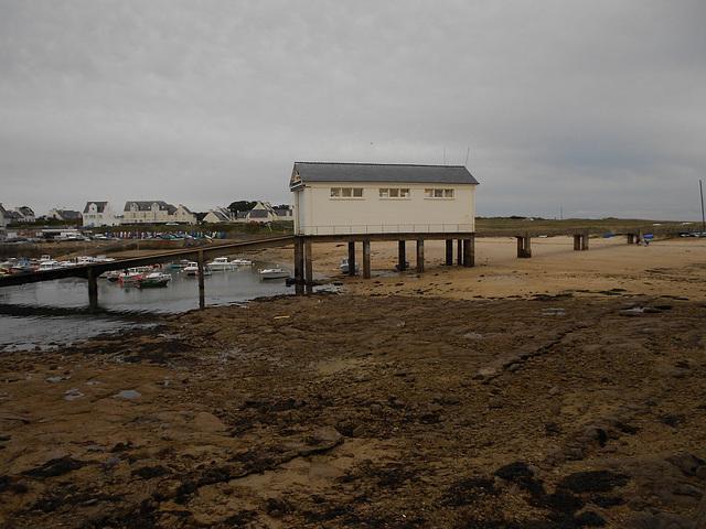 hangar sauveteurs en mer,