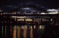 0648 Newcastle bridges