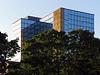 Glas-Fassade