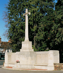 Ware war memorial