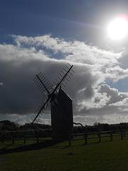 moulin à vent cap sizun