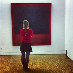 Rothko, illuminé