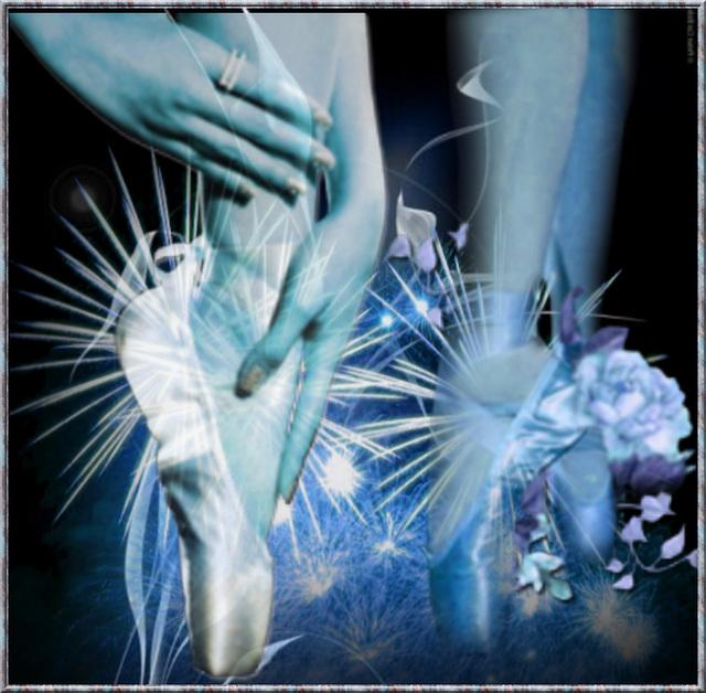 La danse des pieds / Feet dance - 15 septembre 2012 / Création Valeriane