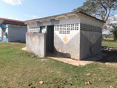 WC cubaine / Cuban bathrooms / Baño cubana