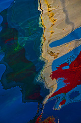Histoire de bleu...........et autres couleurs.