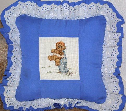 Jo's Pillow #1 - 1990