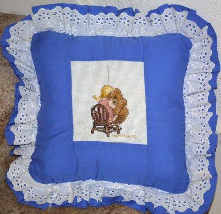 Jo's Pillow #2 - 1990