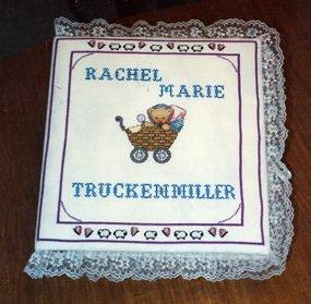Rachel's Photo Album - 1993