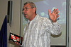 Petro Chrdle prezentas R.U.R.