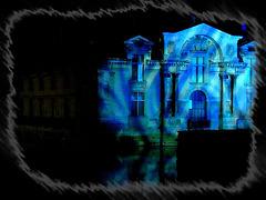 Chateau de Chantilly lors de l Opéra Aïda