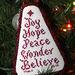 Holiday Spirit Ornament 12/18/10