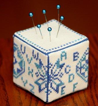 Quaker Pin Cube 5/31/09