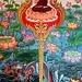 Painting in Wat Neiramit Vipassana