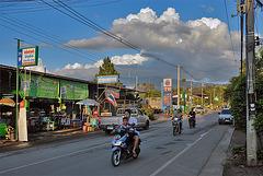 Mae Chaem village
