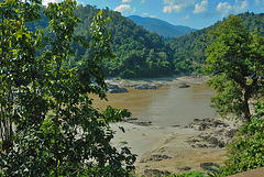 Salween, called in Burmese Thanlwin river