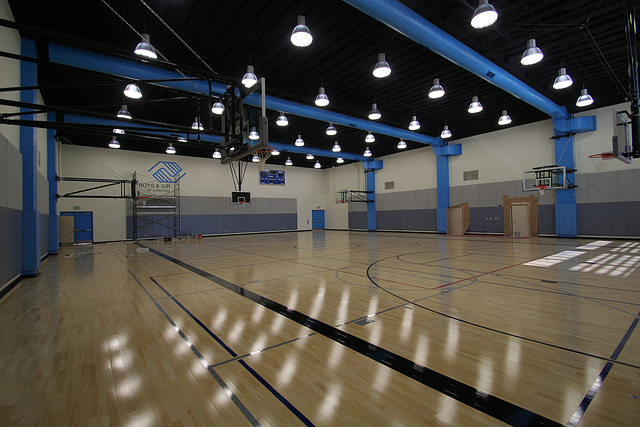DHS Community Health & Wellness Center Basketball Courts (7306)