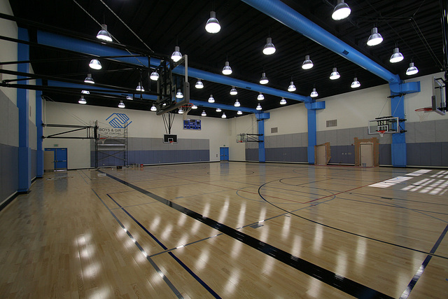 DHS Community Health & Wellness Center Basketball Courts (7307)