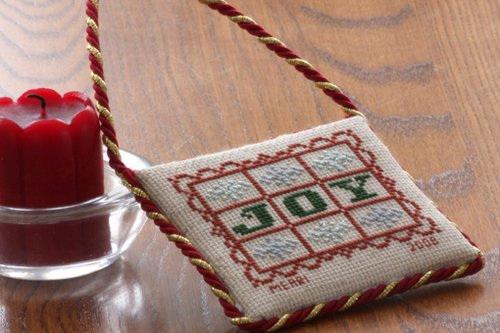 Windows of Joy Ornament 1/11/08