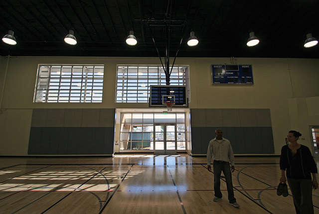 DHS Community Health & Wellness Center Basketball Courts (7350)