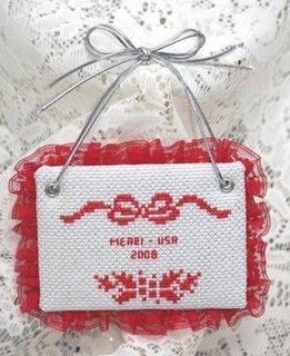 Noel Ornament (back) 11/4/08
