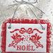 Noel Ornament (front) 11/4/08