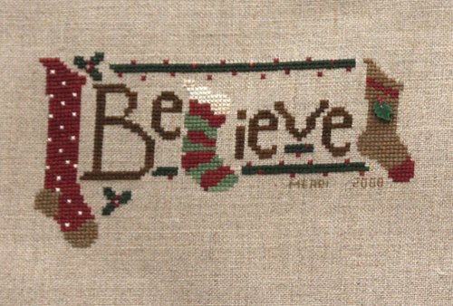 Believe 11/14/08