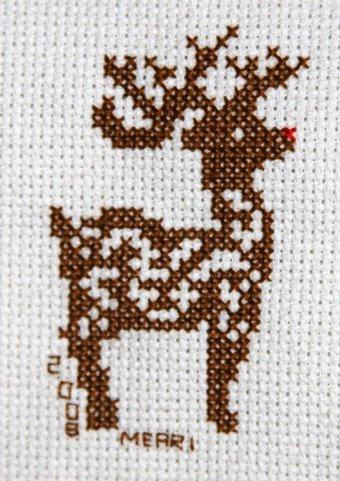 Reindeer 12/17/08