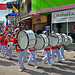 Thod Kathin Parade in Mae Sot