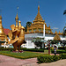 Wat Thai Watthanaram near Mae Sot