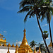 Stupa in Wat Thai Watthanaram