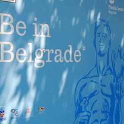 Be in Belgrade