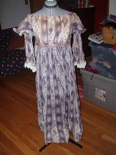 1820's dress 002