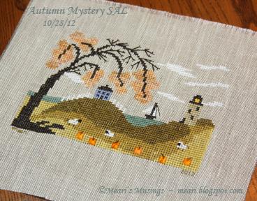 Autumn Mystery SAL 10/28/12