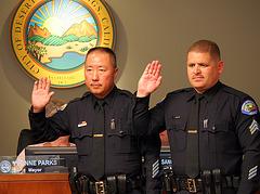 Sergeants Phil Han & Jose Guerrero (6756)