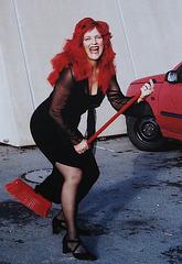 Dame Jacqueline / Lady Jacqueline - Je suis la sorcière Fouchtra !!!   I am Witch Fouchtra !!!