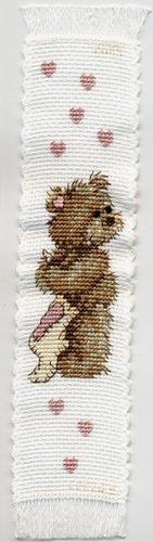 Popcorn Bear Bookmark 1/28/06