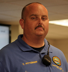 Community Service Officer Tom Pittenger (6791)