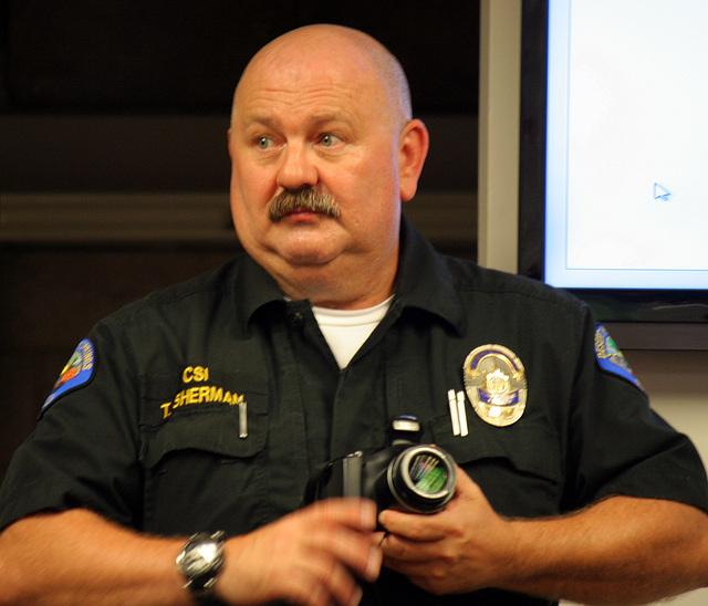 CSI Terry Sherman (6772)
