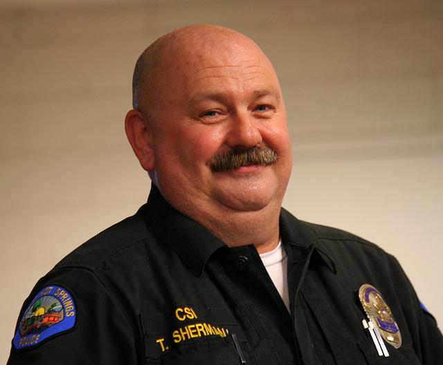 CSI Terry Sherman (6796)