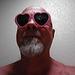 Pink Heart Sunglasses (1207)