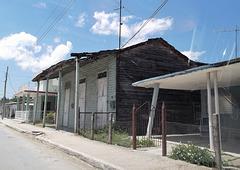Maisons cubaines / Cuban houses.
